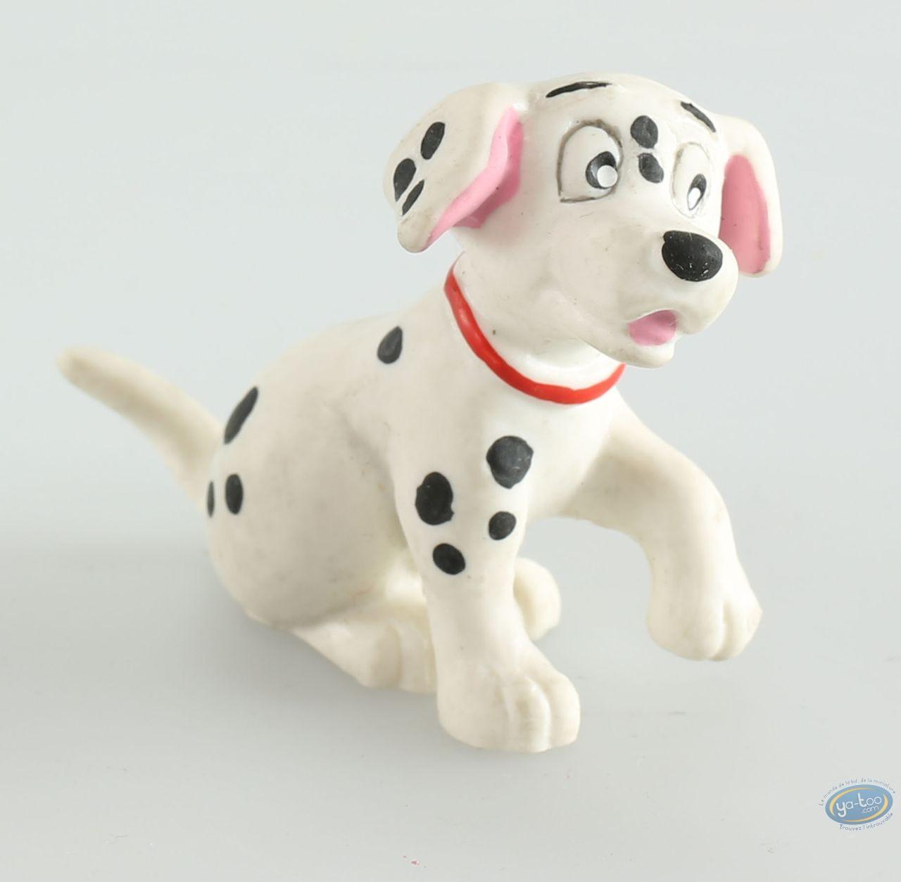 Plastic Figurine, 101 Dalmatians (The) : Rolly, Disney