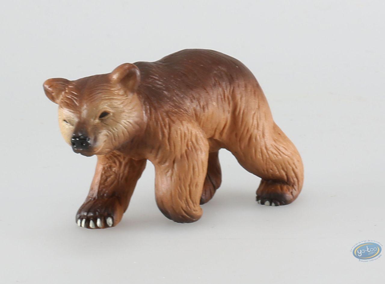 Plastic Figurine, Animaux (Les) : Bear cub