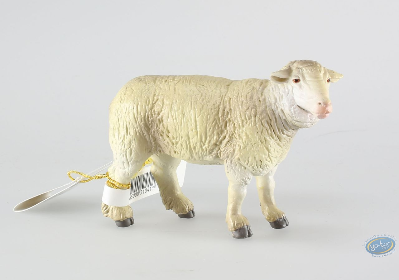 buy online plastic figurine animaux les sheep