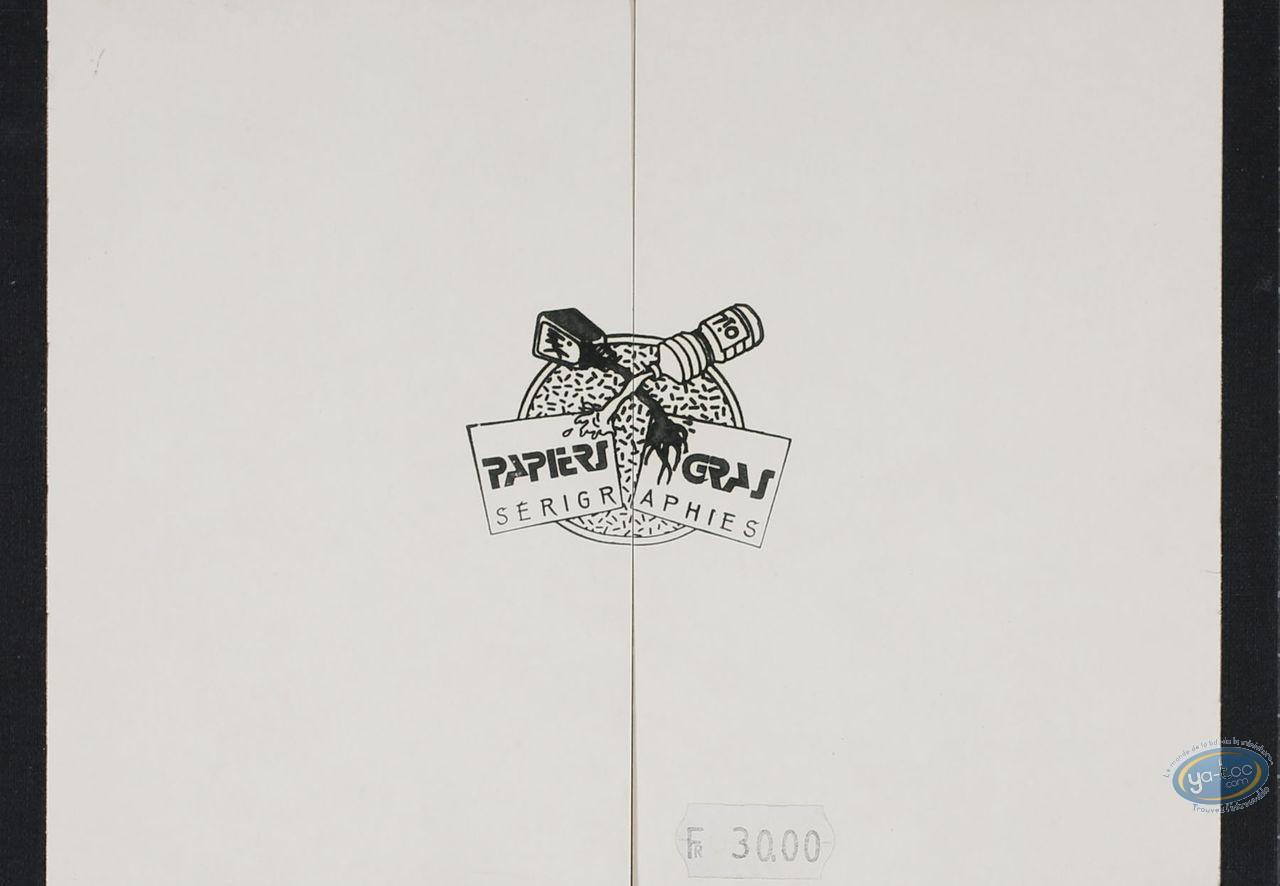 Serigraph Print, Cestac : Cestac, Mariés