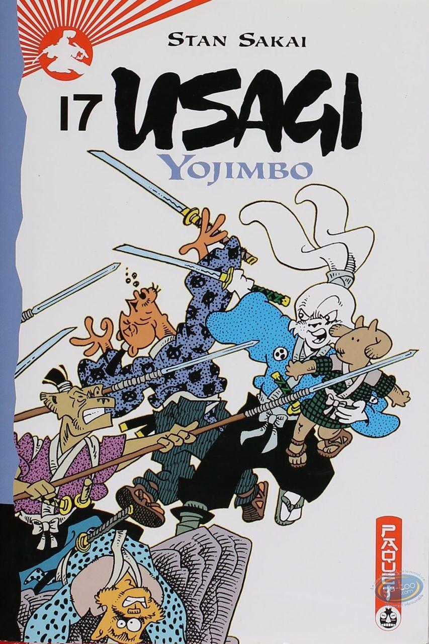 Reduced price European comic books, Usagi Yojimbo : Usagi Yojimbo