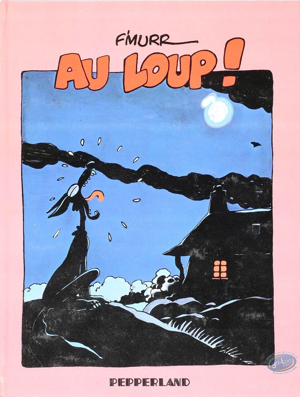 Listed European Comic Books, Au loup! : Au Loup !