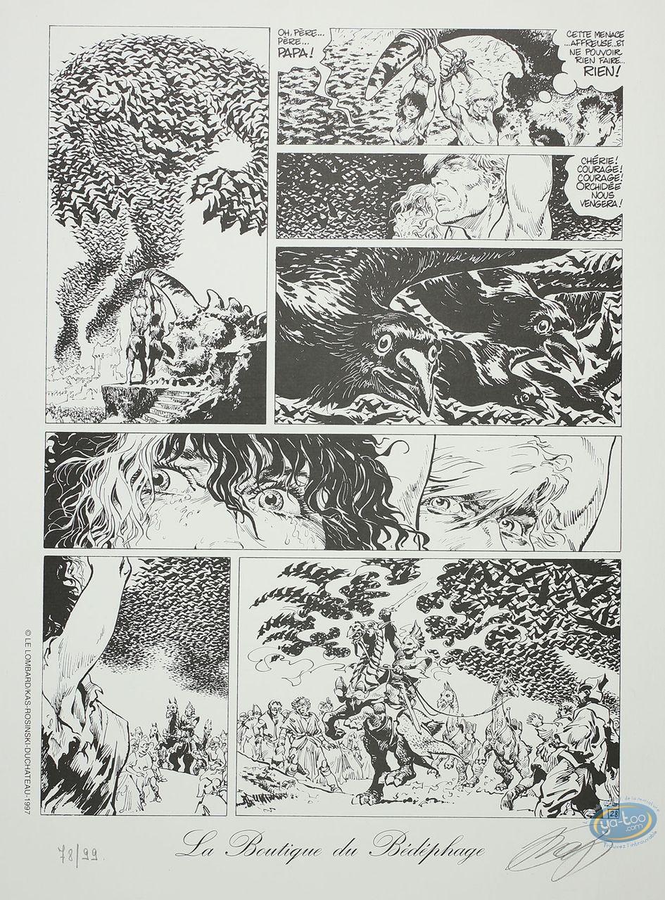 Offset Print, Hans : Page 28