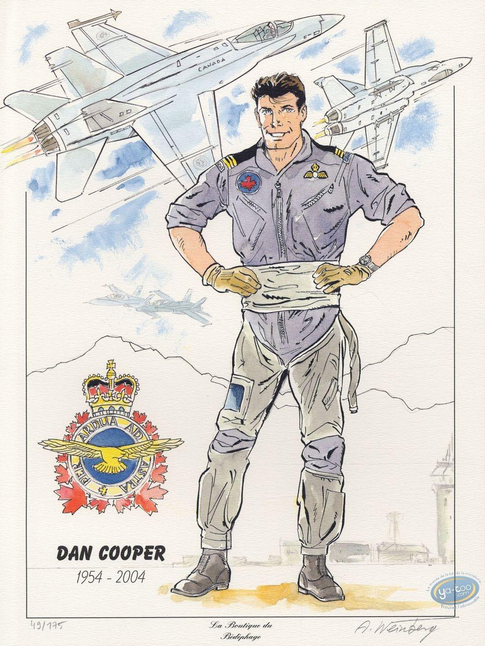 Offset Print, Dan Cooper : Dan Cooper 1954-2004