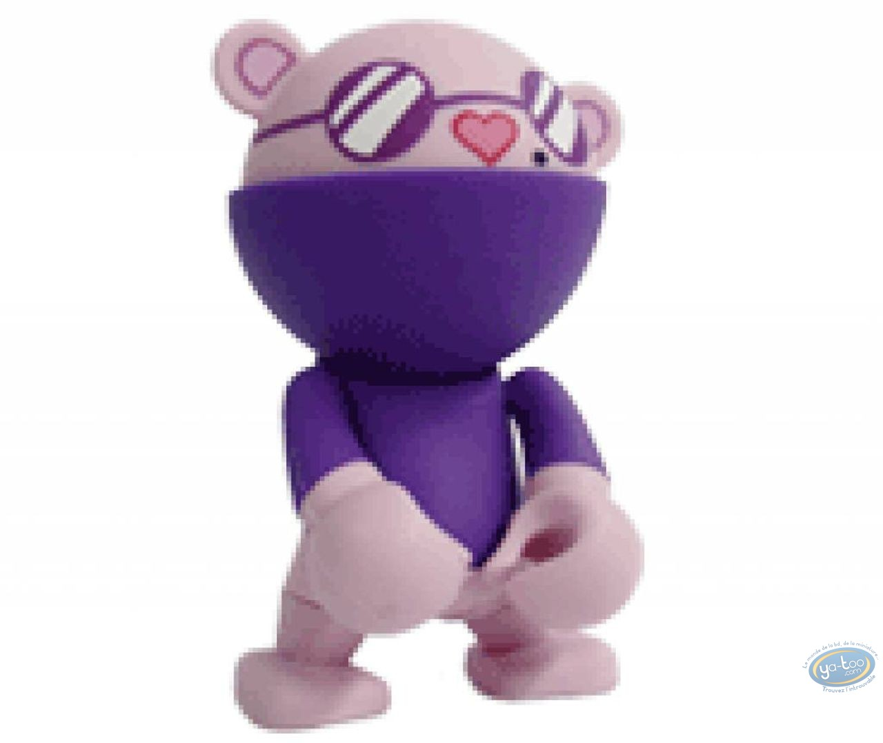Plastic Figurine, Happy Tree Friends : Mole