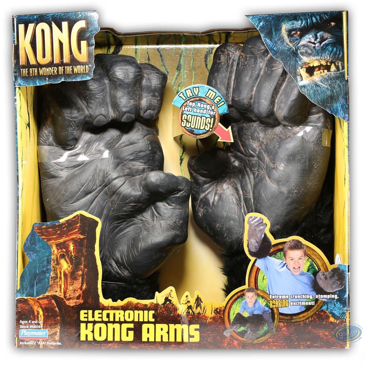 Action Figure, King Kong : Hands of King Kong