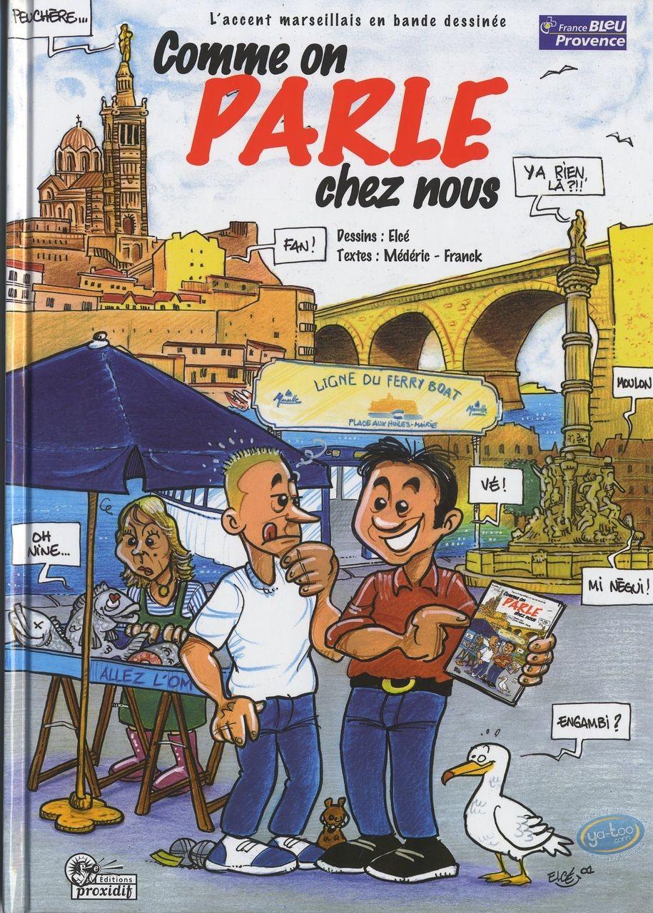 European Comic Books, Comme on Parle chez Nous : Comme on parle chez nous