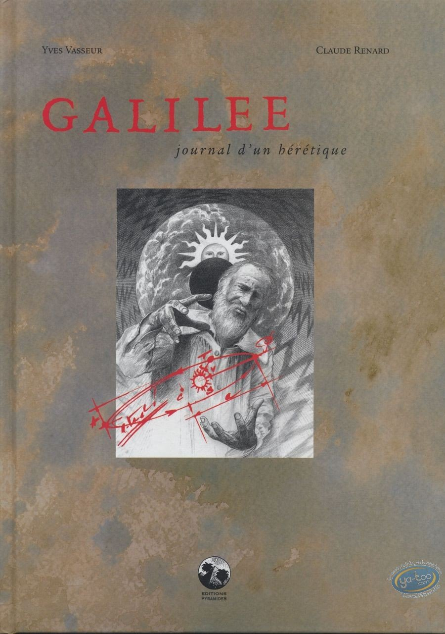 European Comic Books, Galilée : Galileo