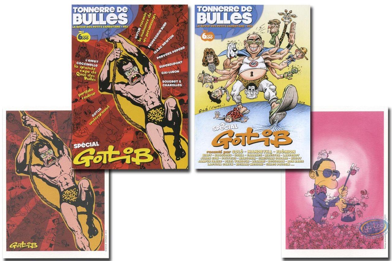 Monography, Tonnerre de Bulles : Special Gotlib
