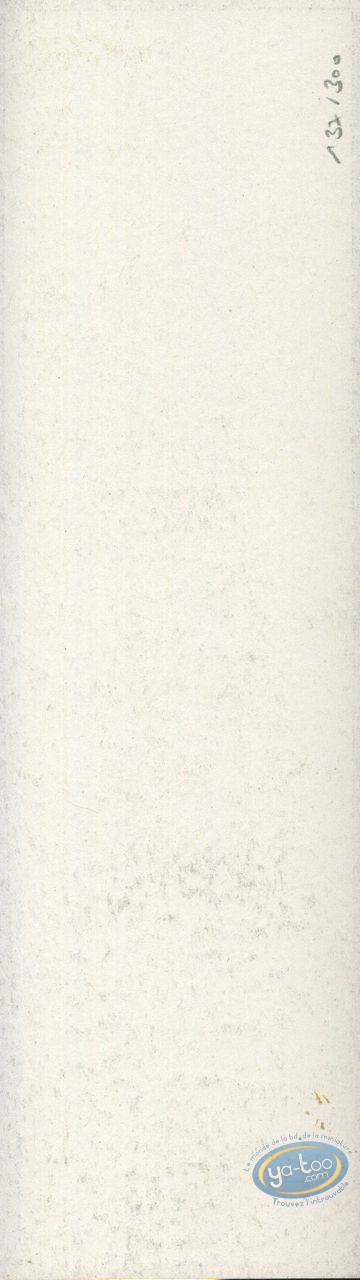 Bookplate Serigraph, Universal War One : Soldier
