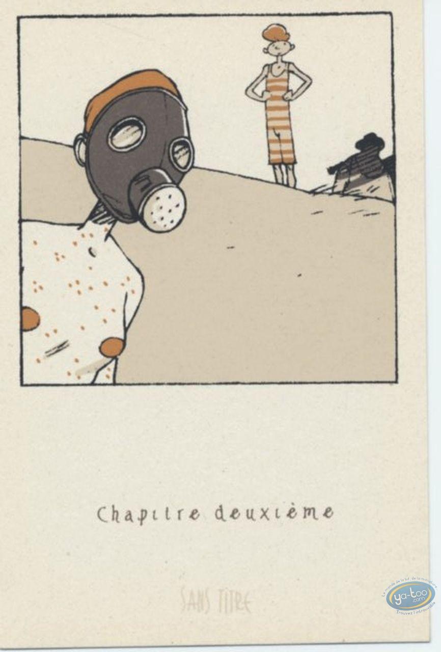 Bookplate Serigraph, Philibert : Chapters