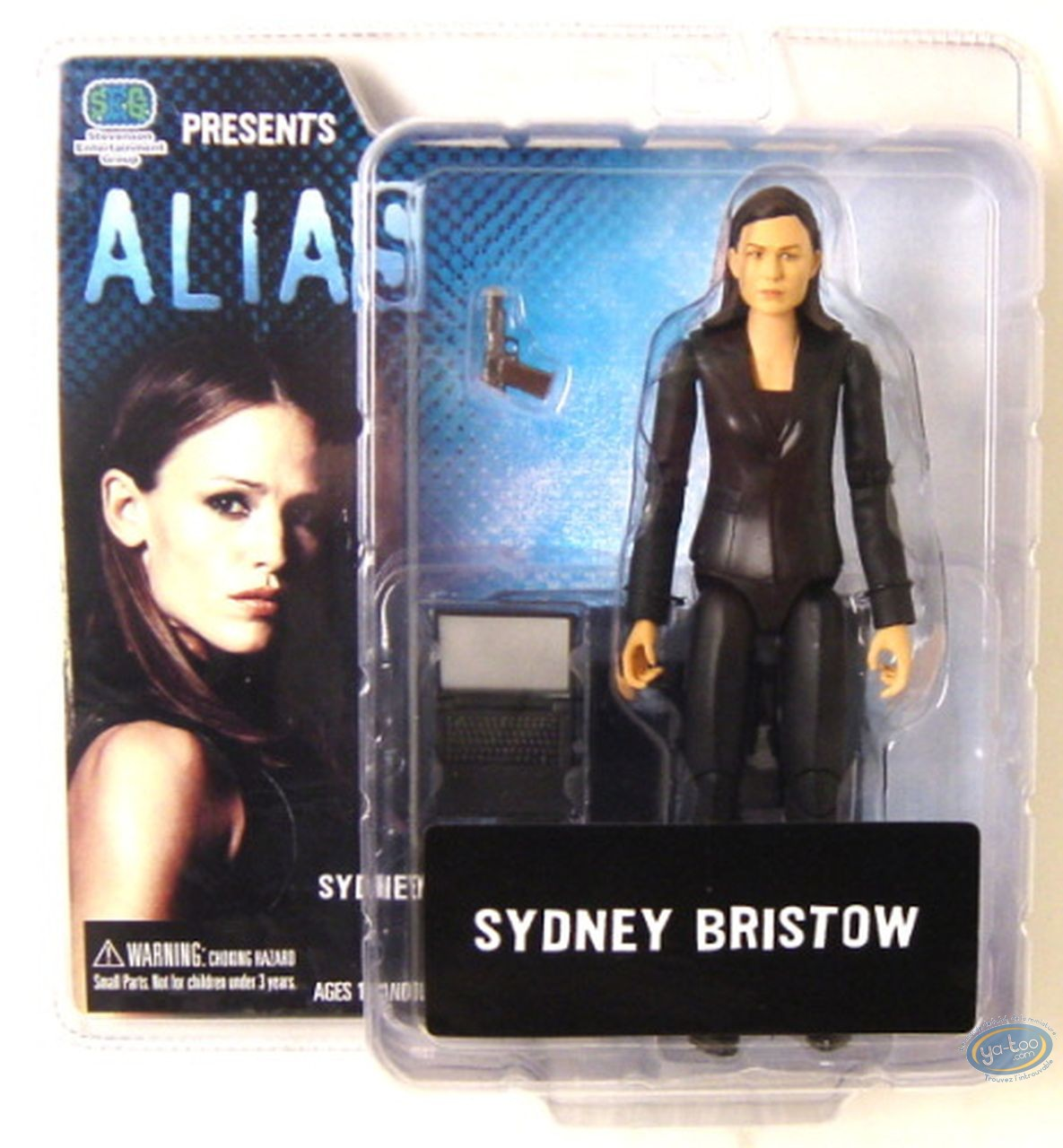 Action Figure, Alias : Sydney Bristow