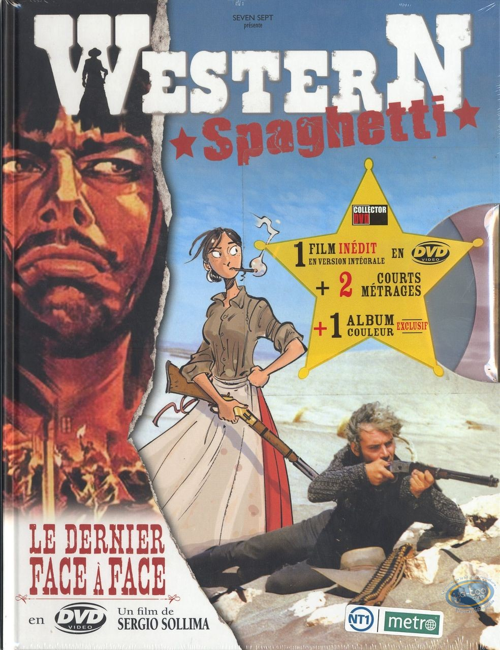 European Comic Books, Western Spaghetti : Western Spaghetti