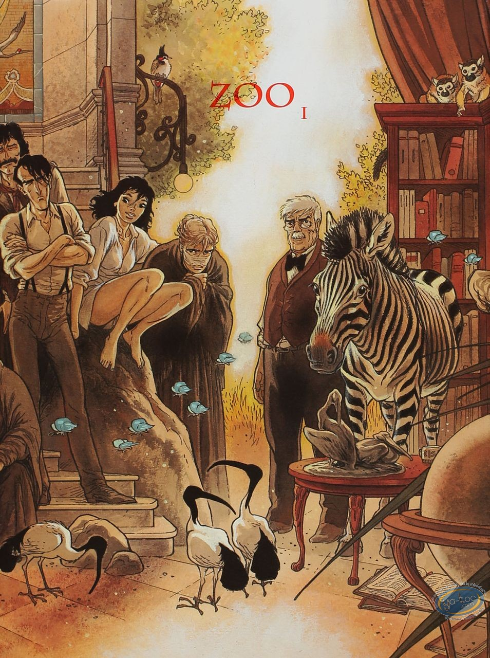 Limited First Edition, Zoo : Zoo