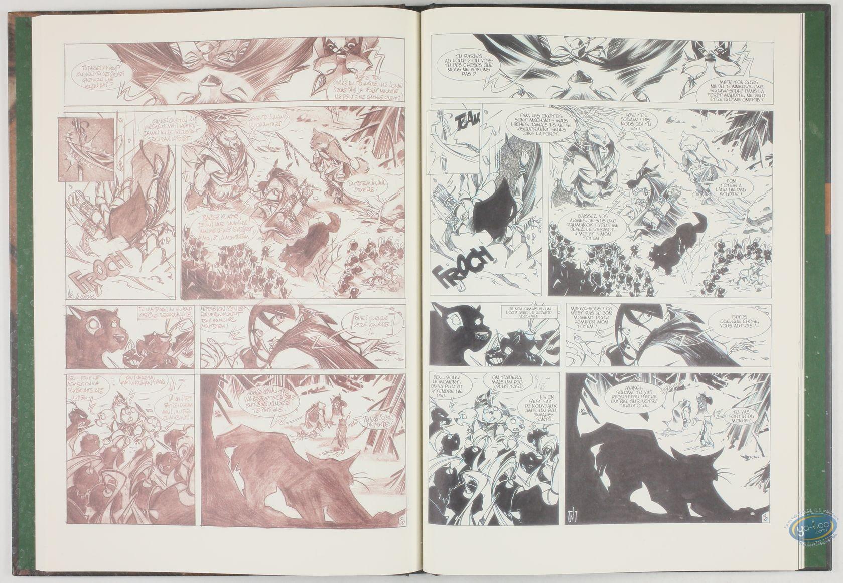 Special Edition, Luuna : Le Crépuscule du Lynx