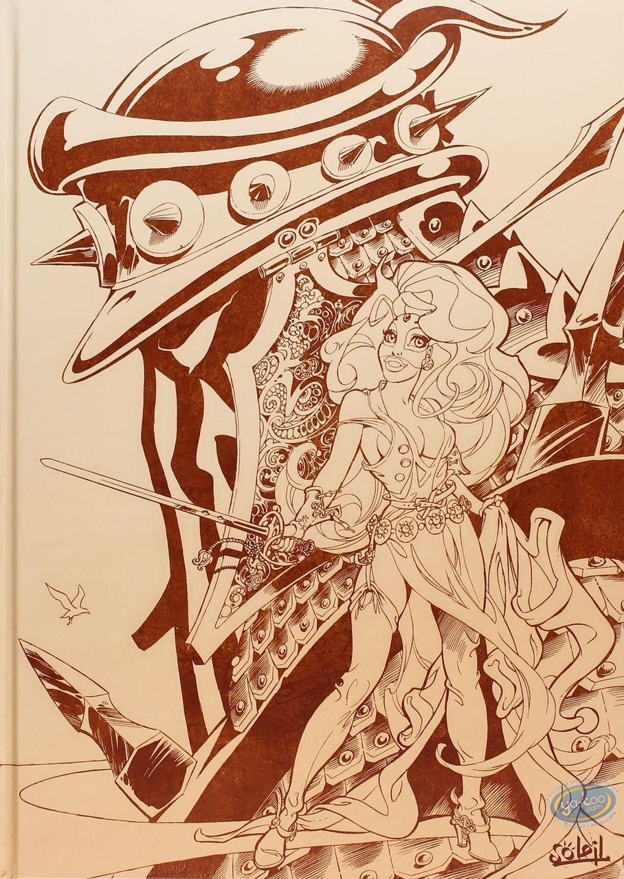 Deluxe Edition, Marlysa : Le Thaumaturge (bookplate / dedication)