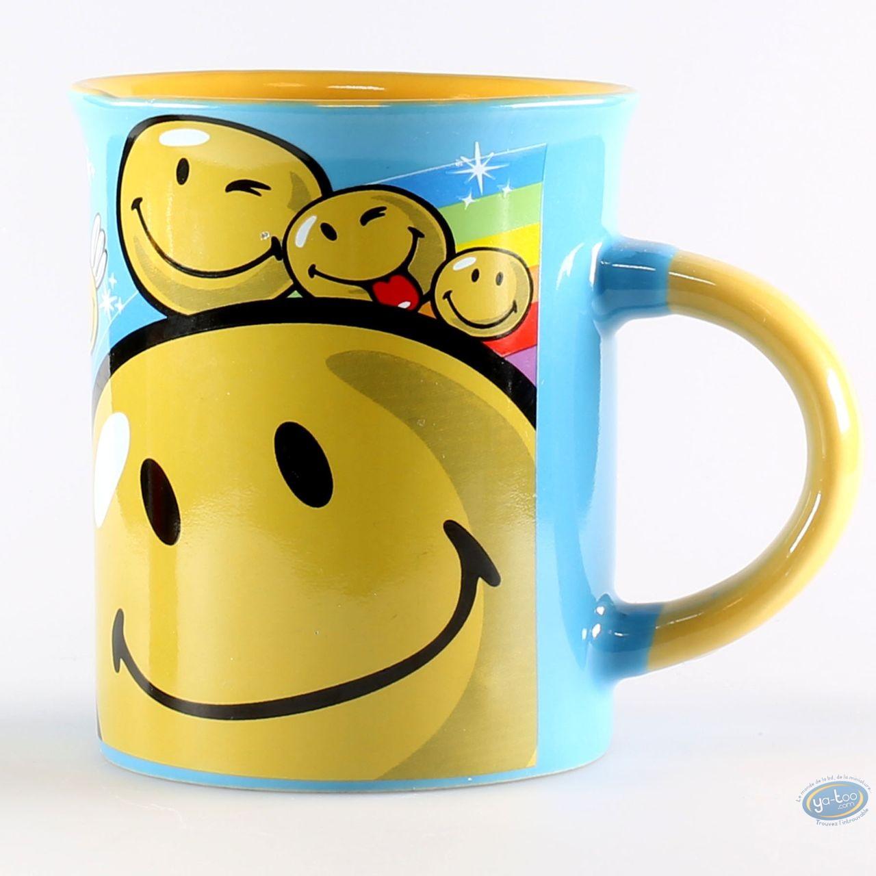 Tableware, Smiley : Ceramic mug, Smiley