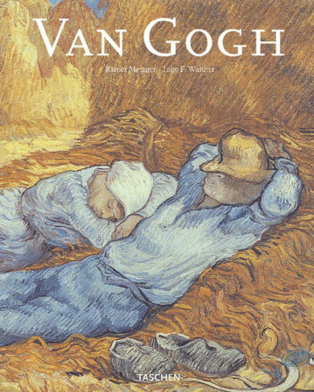 Book, Vincent van Gogh (1853-1890)