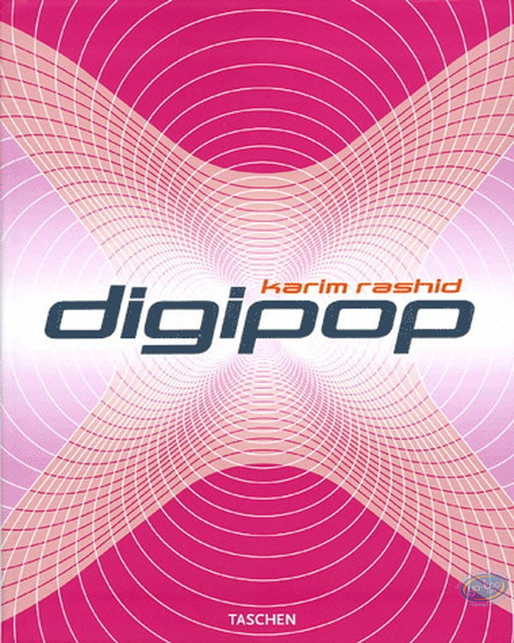 Book, Digipop