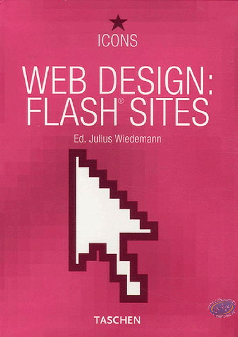 Book, Flash Sites