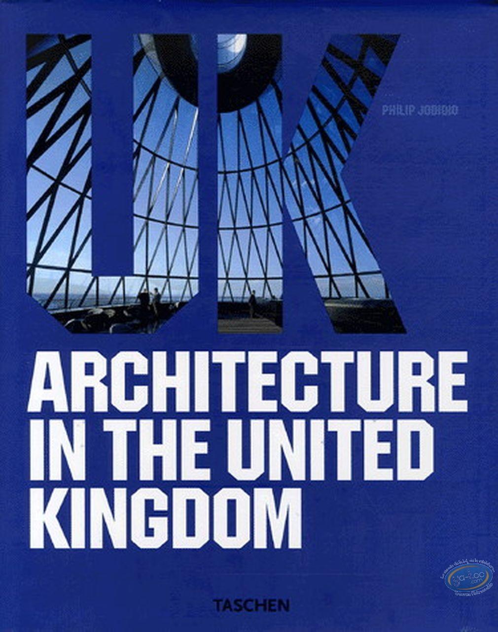 Book, Architecture in the United Kingdom