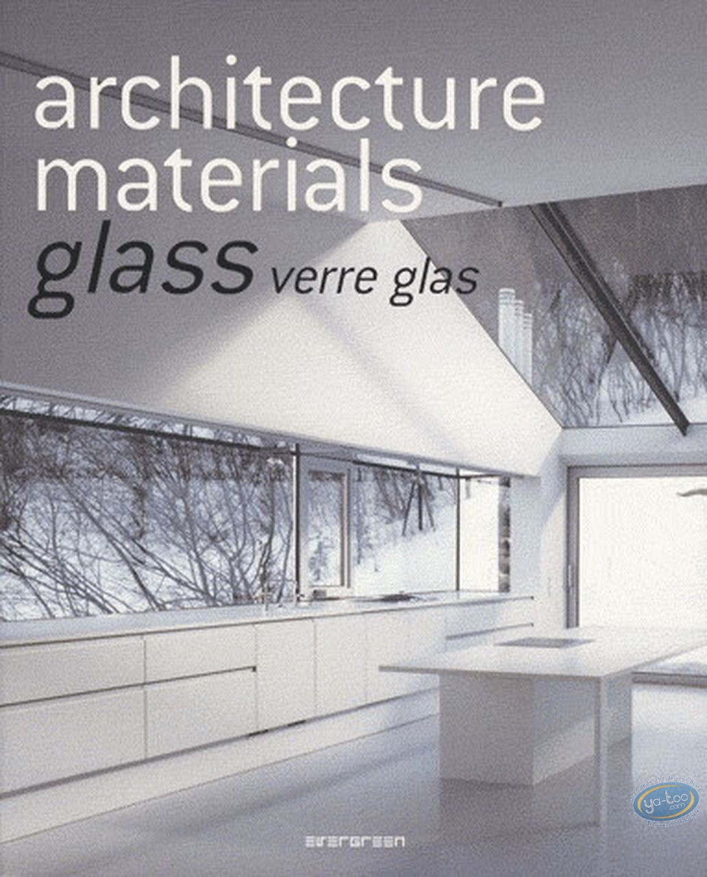 Book, glass, verre, glas