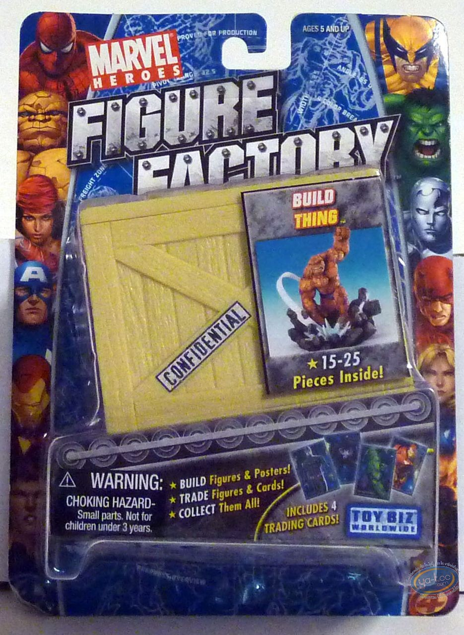 Action Figure, Fantastic Four : Thing