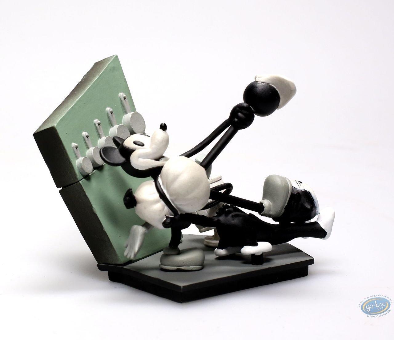 Plastic Figurine, Mickey Mouse : Disney, Mickey, Disney