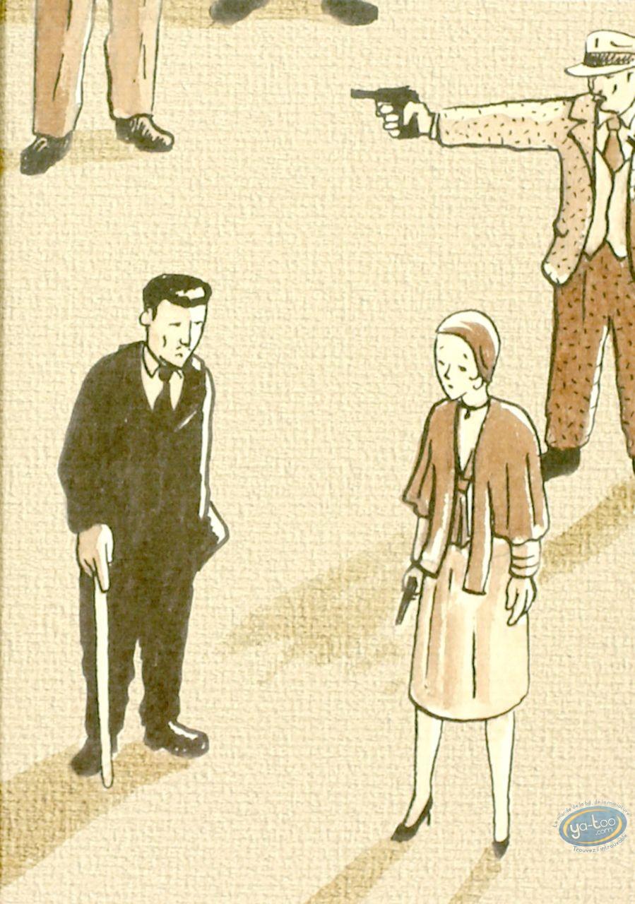 Listed European Comic Books, Treize Etres en Jeu : Intrigue Marseillaise (dedication + bookplate)