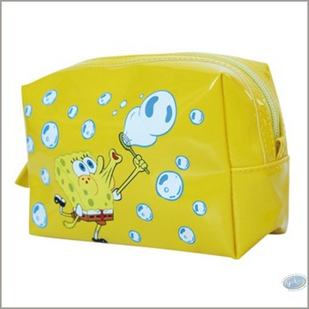 Luggage, Sponge Bob : Small vinyl kit Sponge Bob