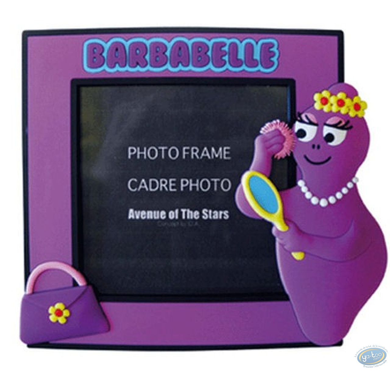 Photo Frame, Barbapapa : Photo frame with Barbapapa