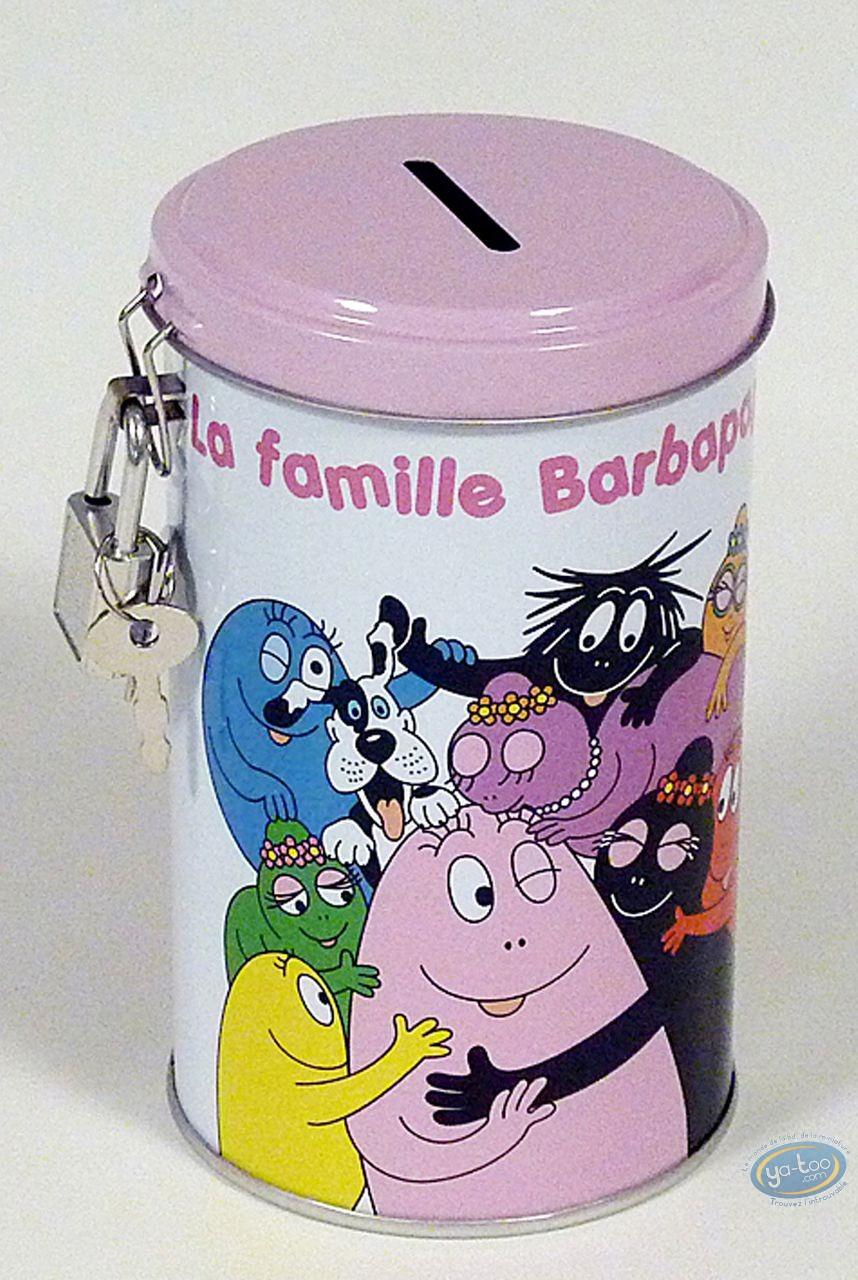 Piggy Bank, Barbapapa : Piggy bank, Barbapapa: Family