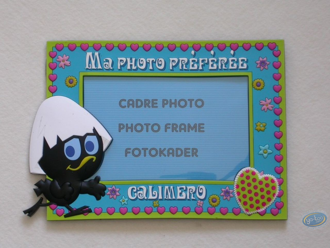 Photo Frame, Calimero : PhotoFrame, Caliméro : Ma phtot préférée