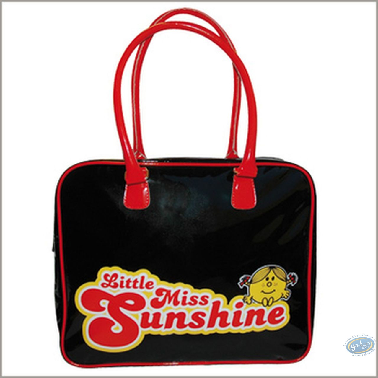 Luggage,  Mr. Men and Little Miss : Vinyl handbag, Little Miss Sunshine