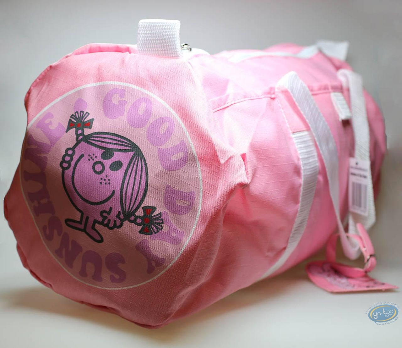 Luggage,  Mr. Men and Little Miss : Travel bag, Little Miss Sunshine : Small