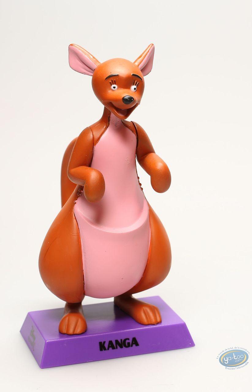 Plastic Figurine, Winnie the Pooh : Kanga, Disney