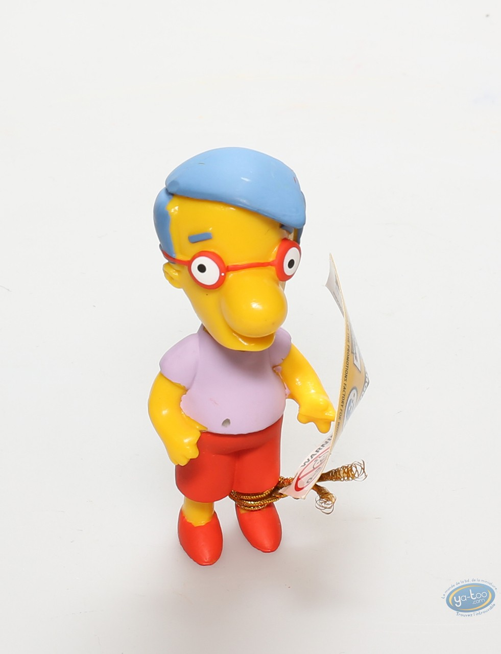 Plastic Figurine, Simpson (Les) : Milhouse Van Houten
