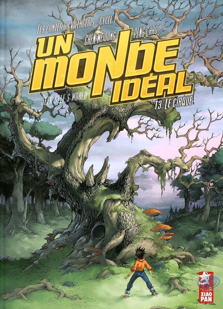 Reduced price European comic books, Monde Idéal (Un) : Le cirque