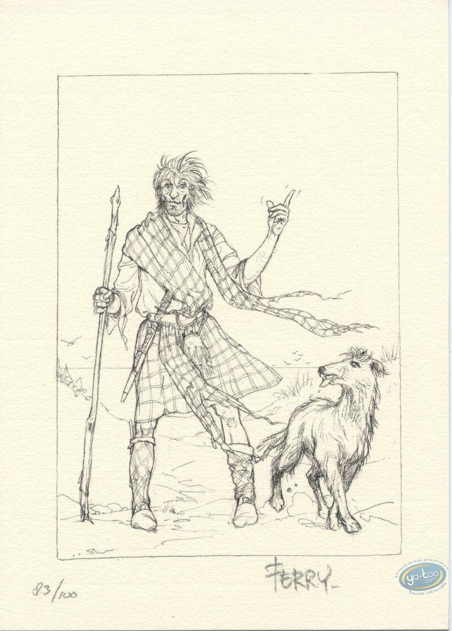 Bookplate Offset, Chroniques de Panchrysia (Les) : Scottish