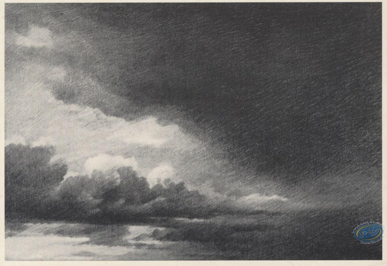 Bookplate Offset, Galilée : Sky