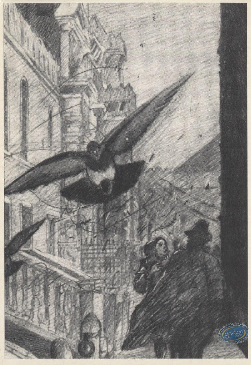 Bookplate Offset, Galilée : Suite et Madrigal (Signed)