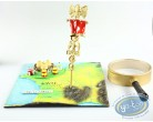 Metal Figurine, Astérix : Micro Page de garde des albums d'Astérix, Pixi