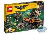 Toy, Batman : L'attaque du camion toxique de Bane