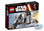 Toy, Star Wars : Pack de combat du premier ordre