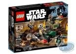 Toy, Star Wars : Pack de combat des soldats de la résistance