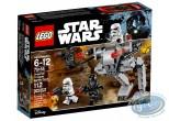 Toy, Star Wars : Pack de combat des soldats de l'empire