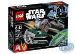 Toy, Star Wars : Yoda's Jedi Starfighter