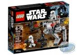 Toy, Star Wars : Pack de combat des soldats de l'empire