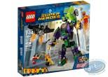 Toy, DC Comics Super Heroes : L'attaque en armure de Lex Luthor