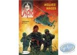 Reduced price European comic books, Alpha : Wolves' Wages